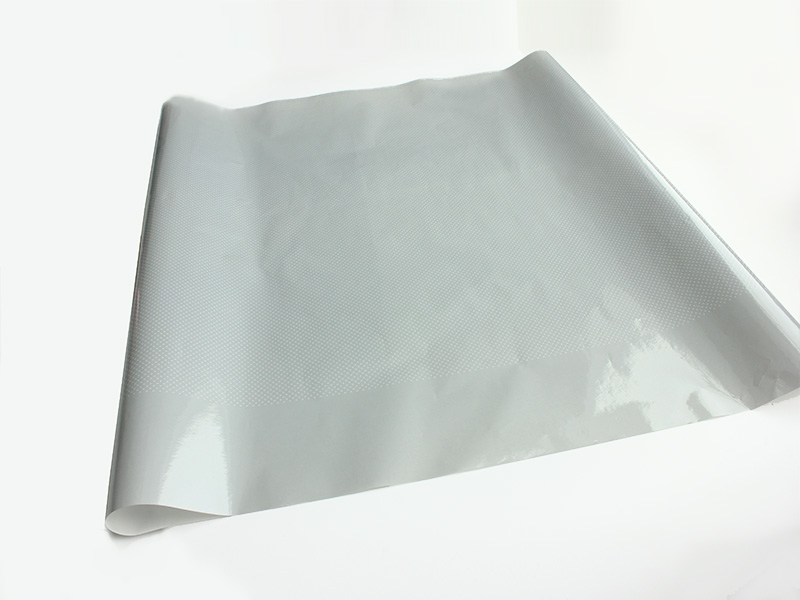Induction film composite paper